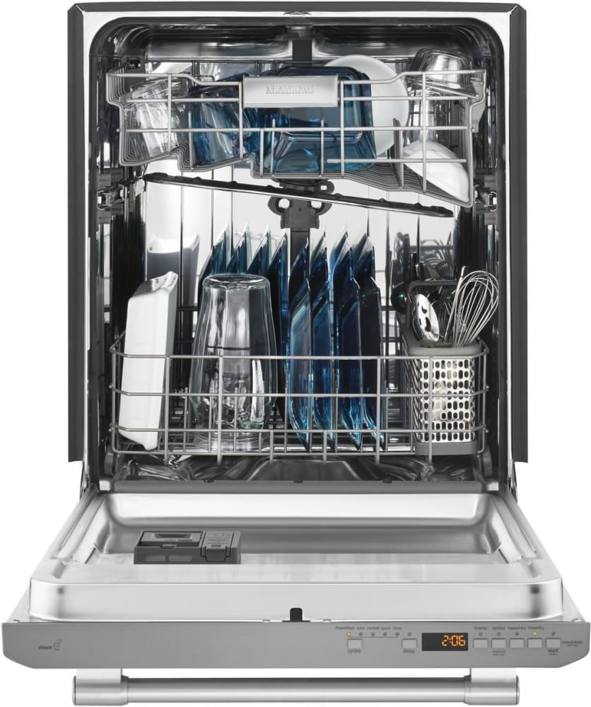 Maytag MDB8979SFZ Fully Integrated Dishwasher with PowerBlast ...