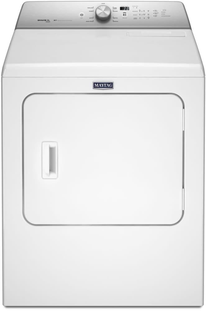 Maytag Medb755dw 29 Inch 7 0 Cu Ft Electric Dryer With