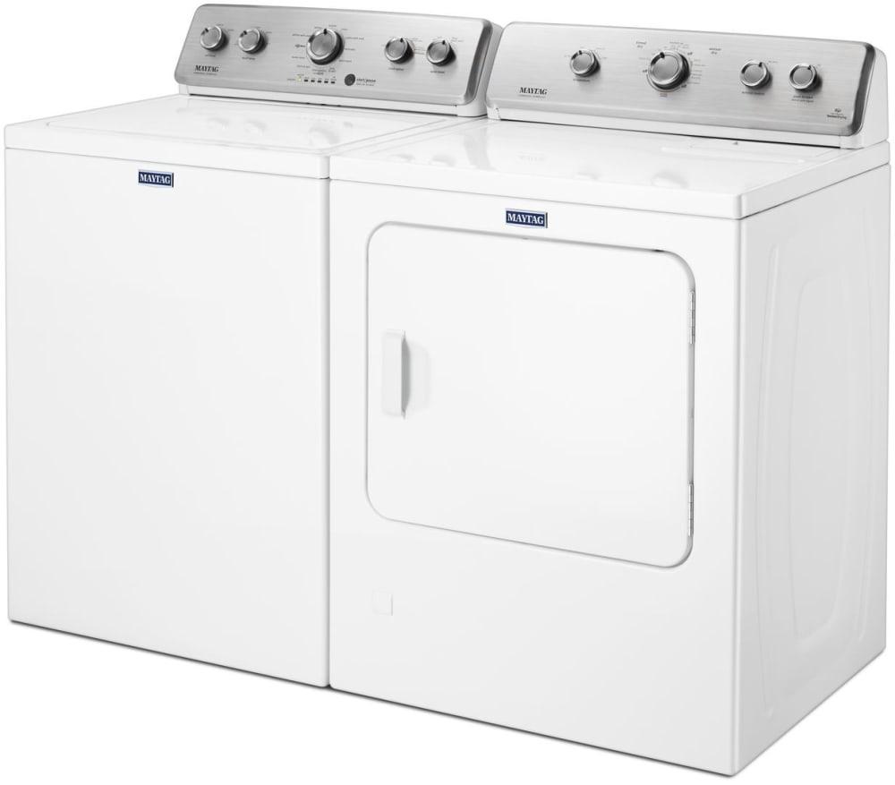 maytag medc465hw 29 inch electric dryer with wrinkle. Black Bedroom Furniture Sets. Home Design Ideas