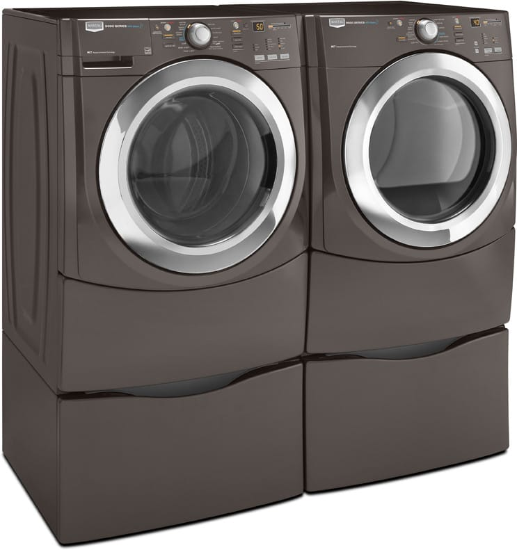 Maytag Mede900vj 27 Inch Electric Dryer With 7 5 Cu Ft