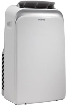 Danby Dpa120b1wb 12 000 Btu Portable Air Conditioner With