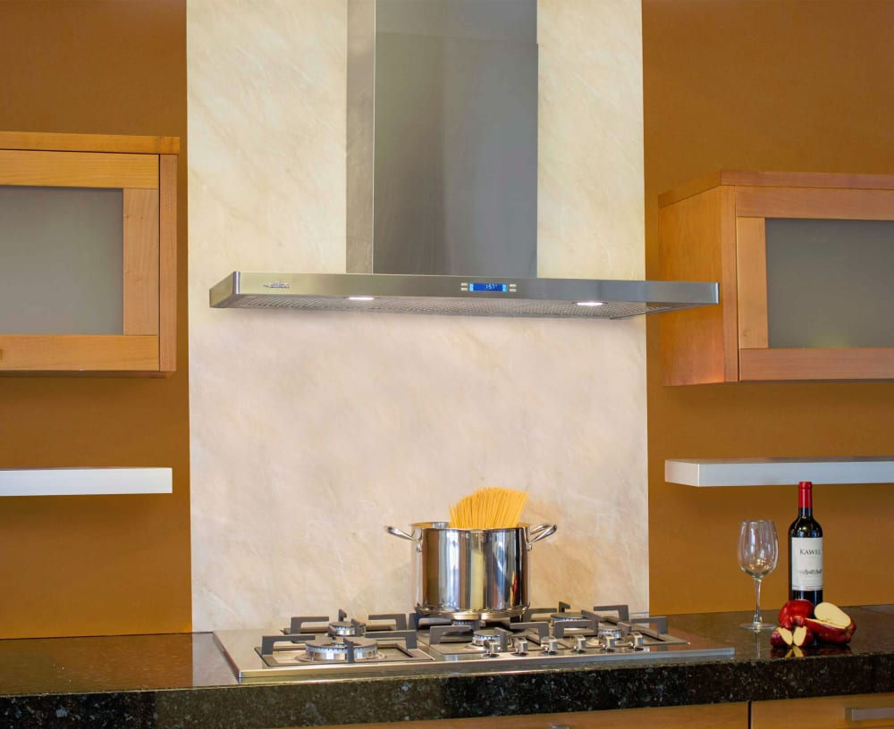 Elica emz636s2 wall mount chimney hood with 600 cfm for V kitchen philippines