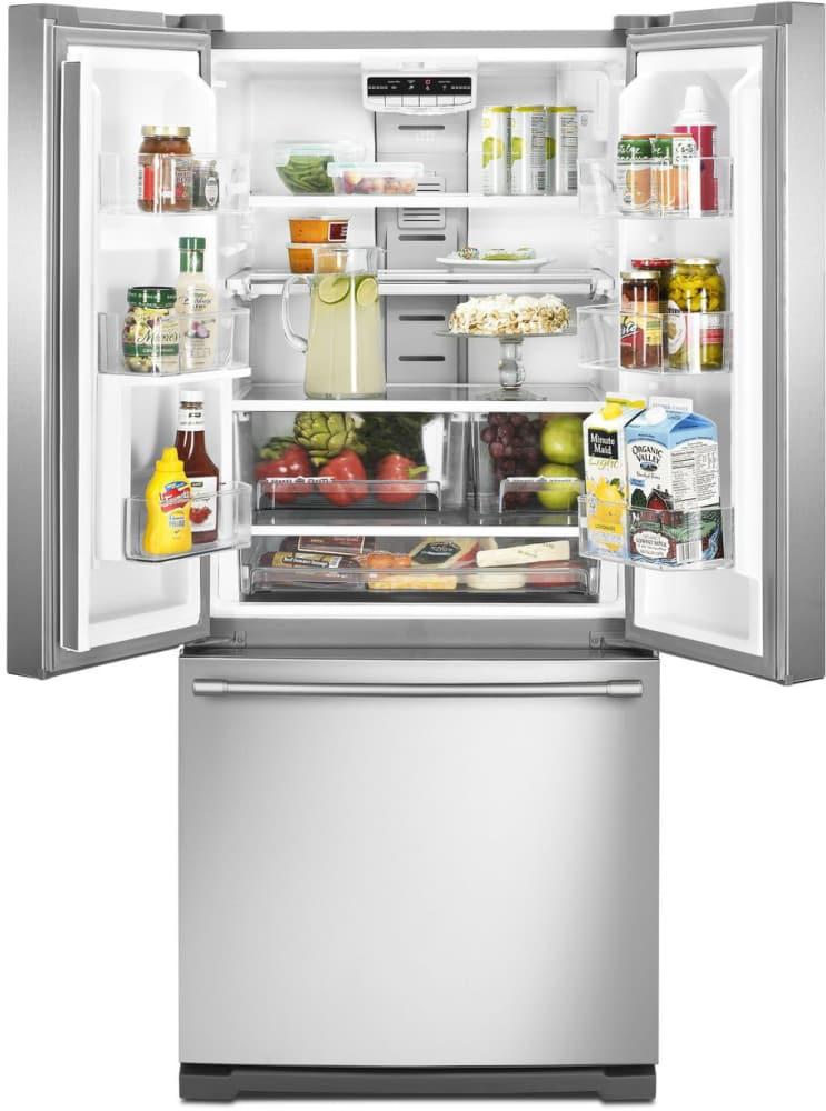 Maytag Mff2055frz 30 Inch French Door Refrigerator With