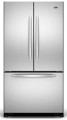 Maytag MFF2558VEM 24.8 cu. ft. French Door Refrigerator with 5 Spill on