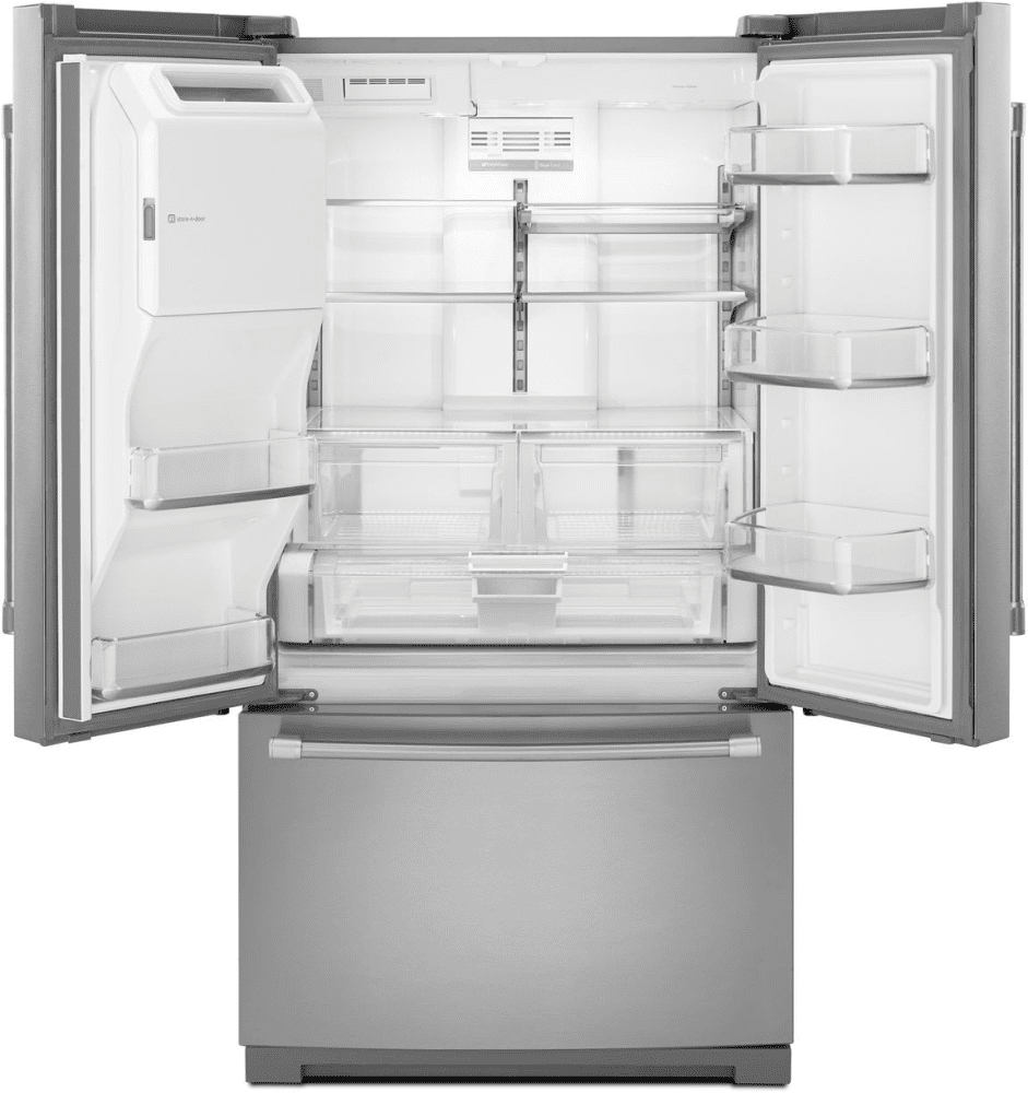 Maytag Mft2778eez 27 Cu Ft French Door Refrigerator With