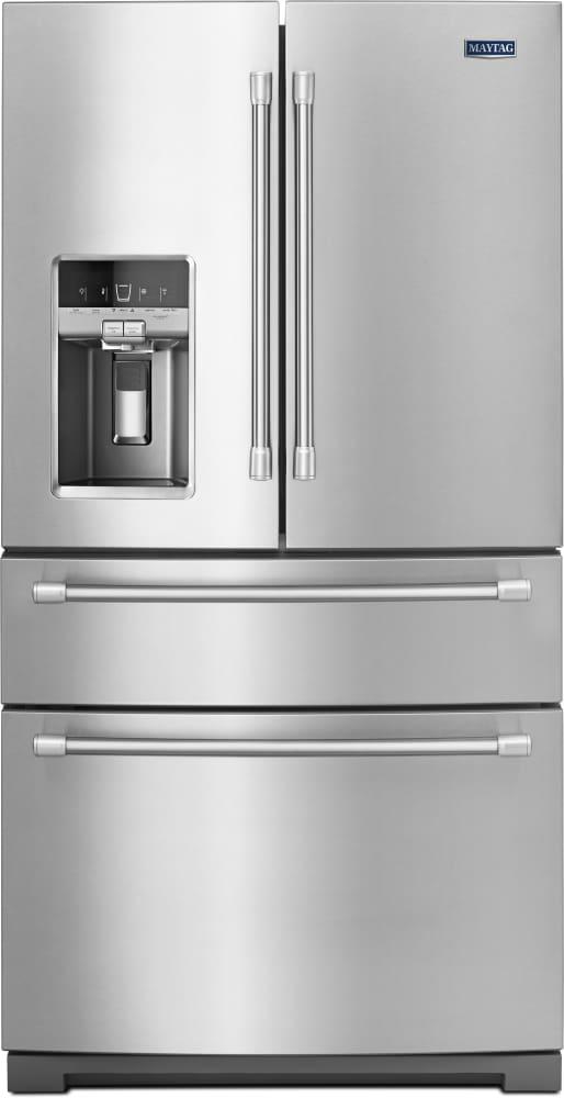 Maytag Mfx2876drm 26 2 Cu Ft French Door Refrigerator