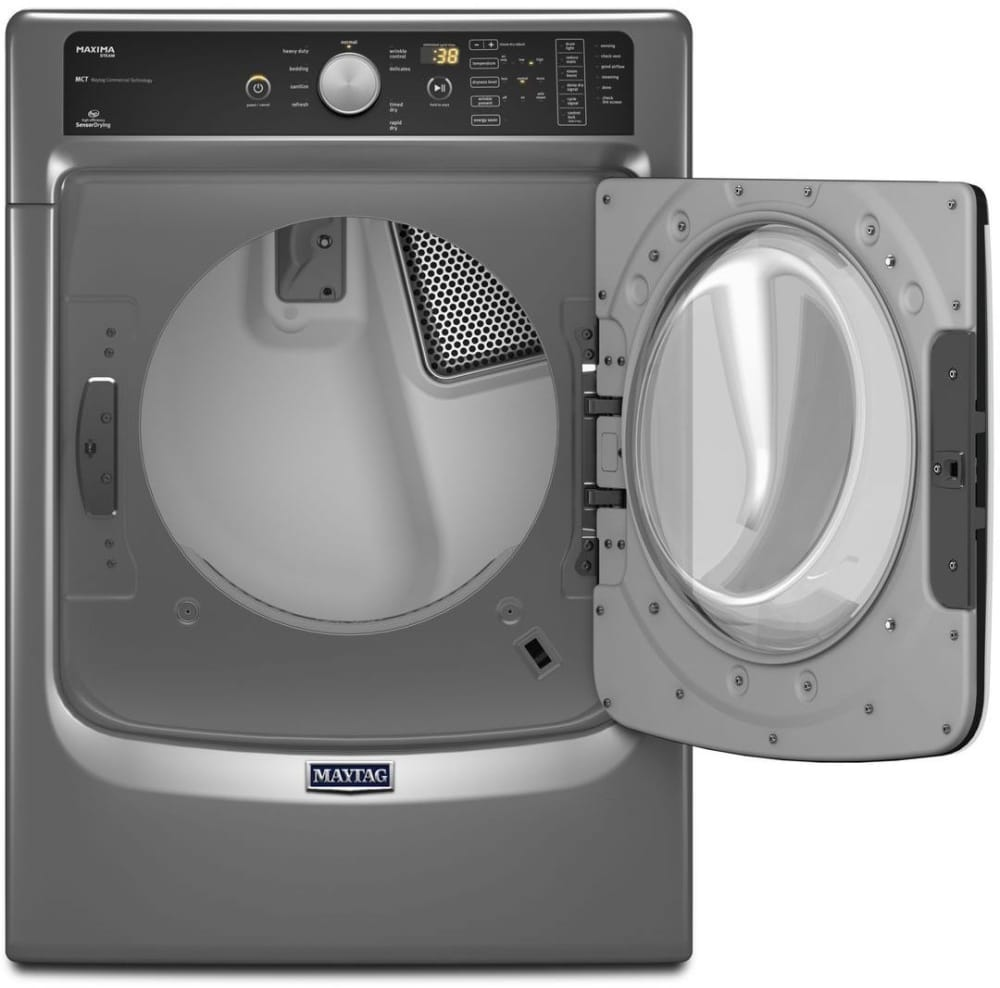 Maytag Mgd8100dc 27 Inch 7 4 Cu Ft Gas Dryer With 9