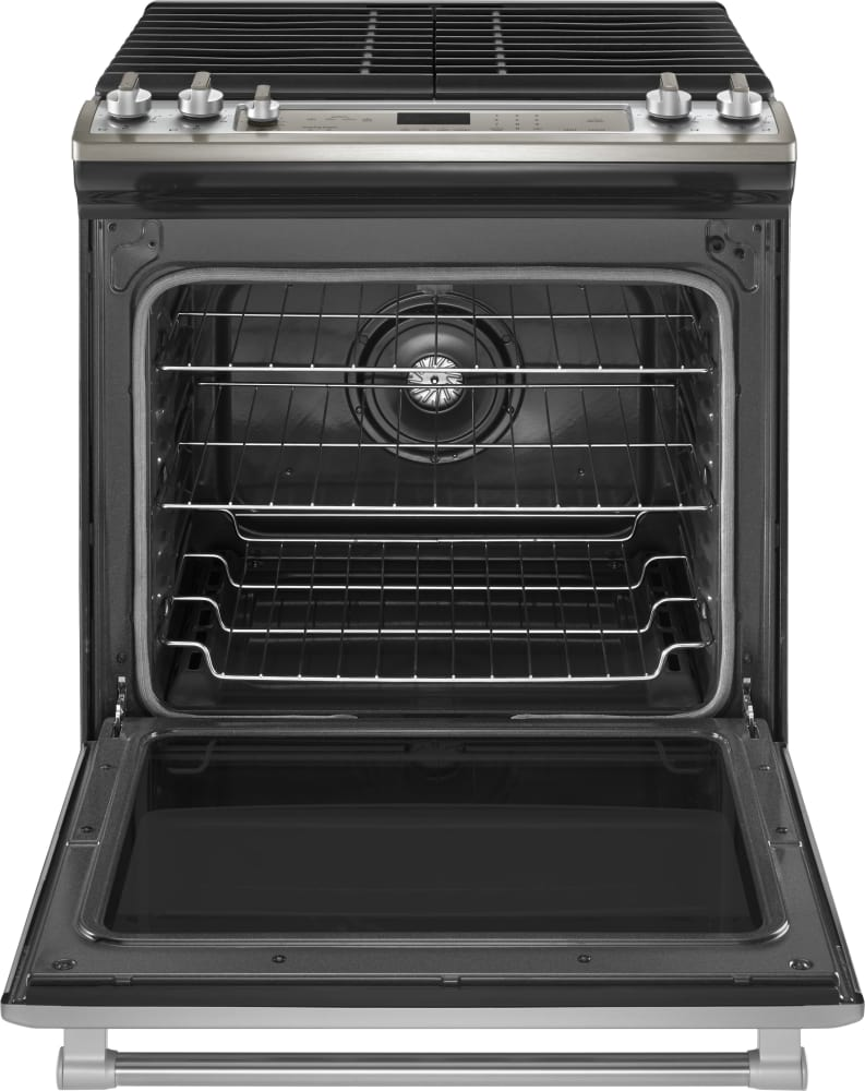 Maytag Mgs8880ds 30 Inch Slide In Gas Range With 5 Sealed