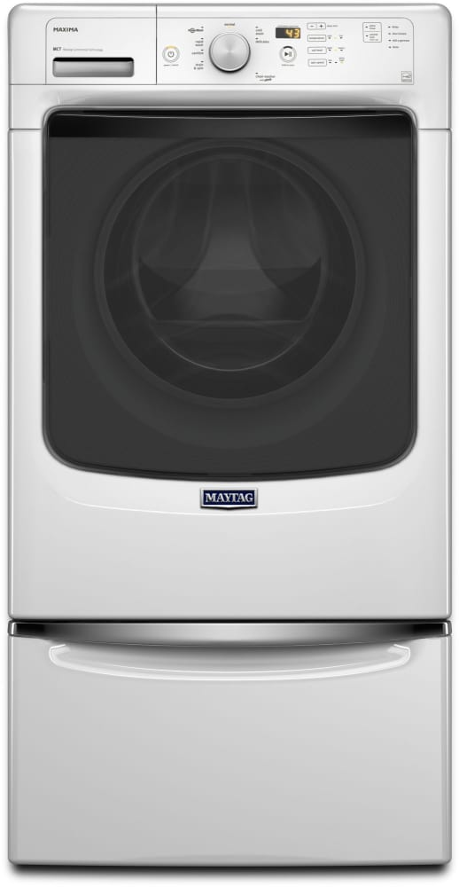 Maytag Mhw5100dw 27 Inch 4 5 Cu Ft Front Load Washer