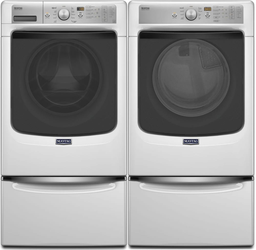 Best Price On Front Load Washer And Dryer Maytag Mhw5500fw 27 Inch 45 Cu Ft Front Load Washer With