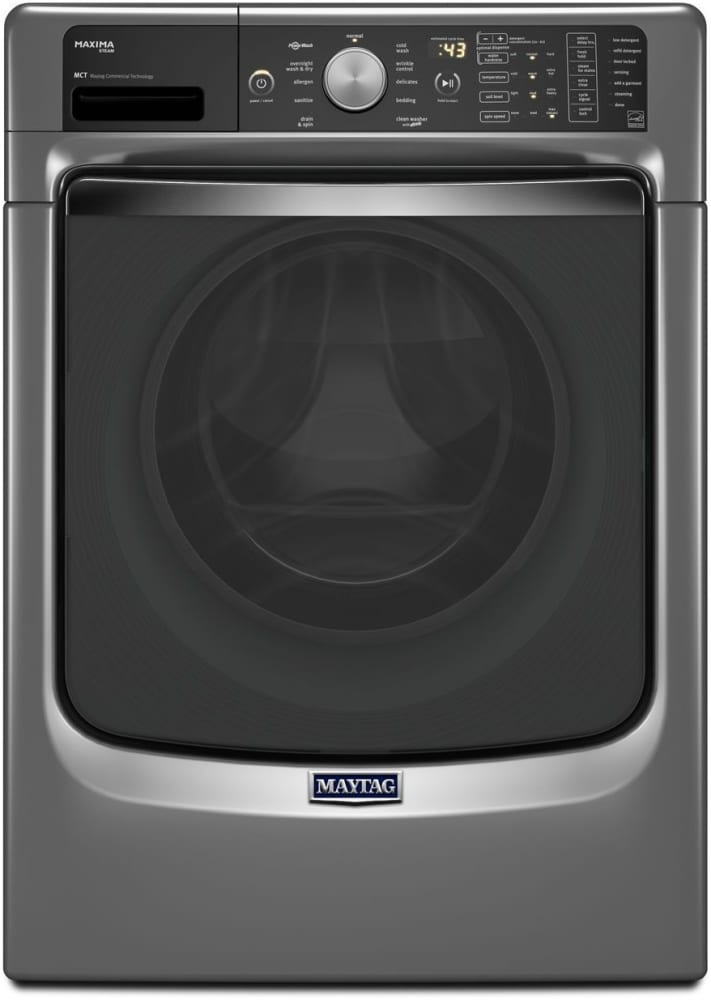 Maytag Mhw8100dc 27 Inch 4 5 Cu Ft Front Load Washer