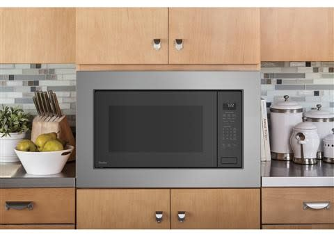 Ge Peb7227dlbb 24 Inch Built In Microwave With Sensor Cook