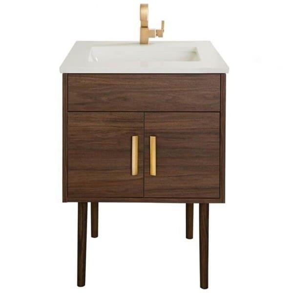 Cutler Kitchen Amp Bath Midcnt24 24 Inch Freestanding
