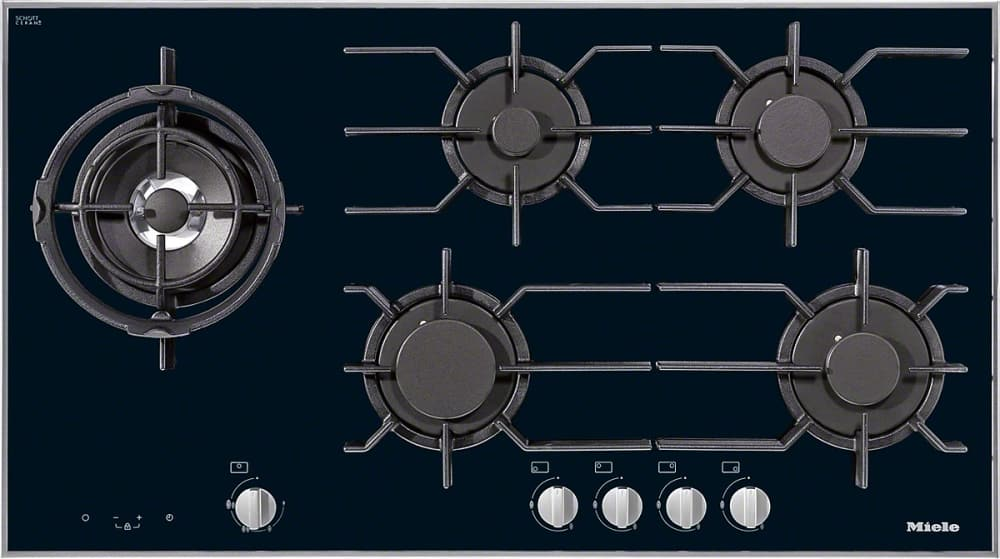 Miele KM3054G   Five Burner Gas Cooktop From Miele ...