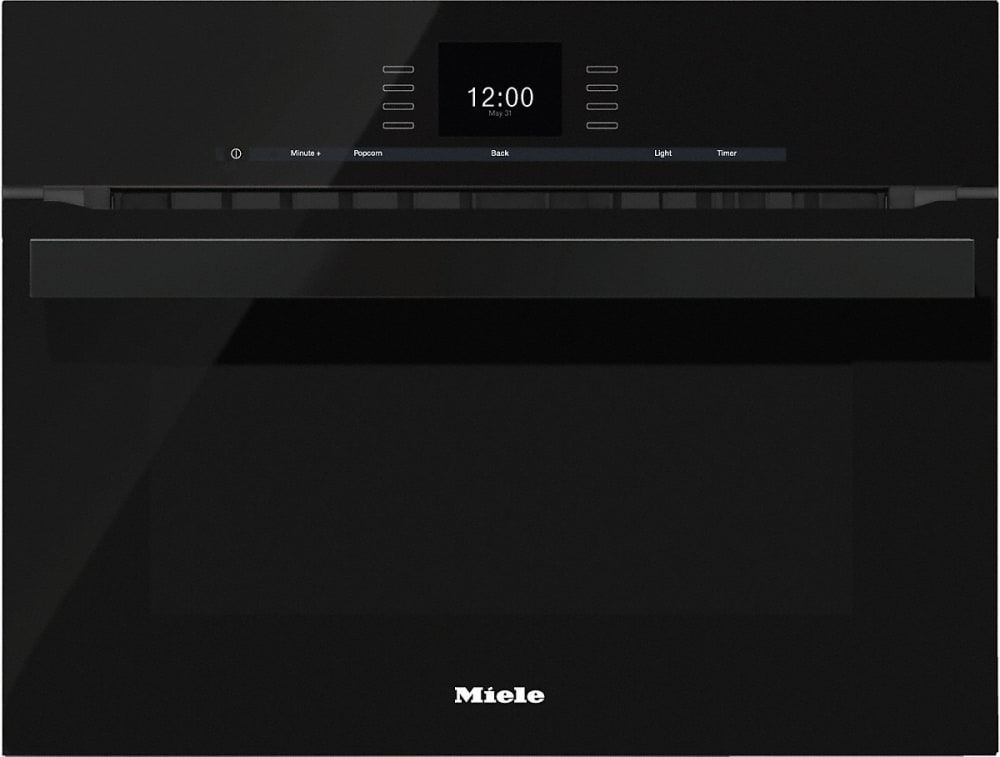 miele h6600bmobsw 24 inch single electric speed oven with convection cooking 2 200 watt. Black Bedroom Furniture Sets. Home Design Ideas