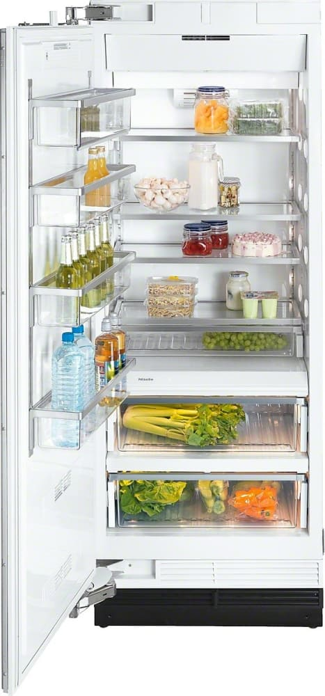 Miele K1803 30 Inch Built In Full Refrigerator Column With
