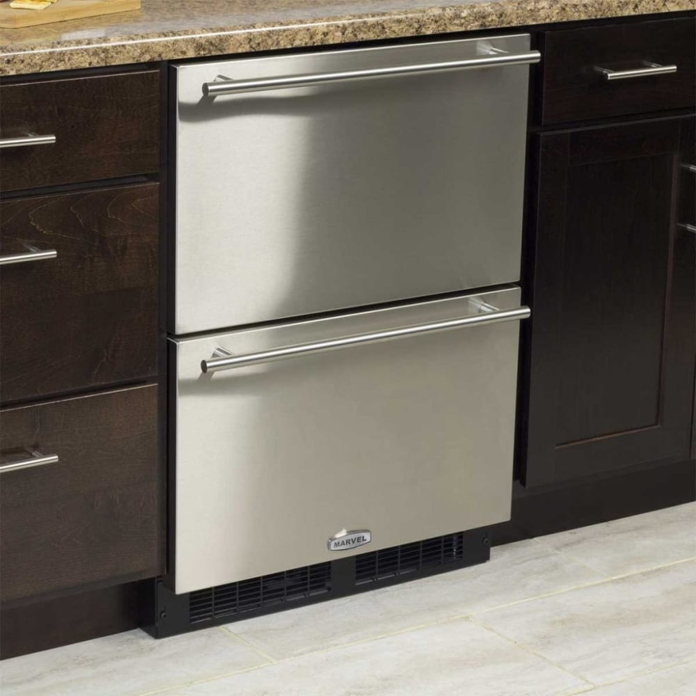 drawer pin with lake residential kitchen true refrigerator tahoe drawers