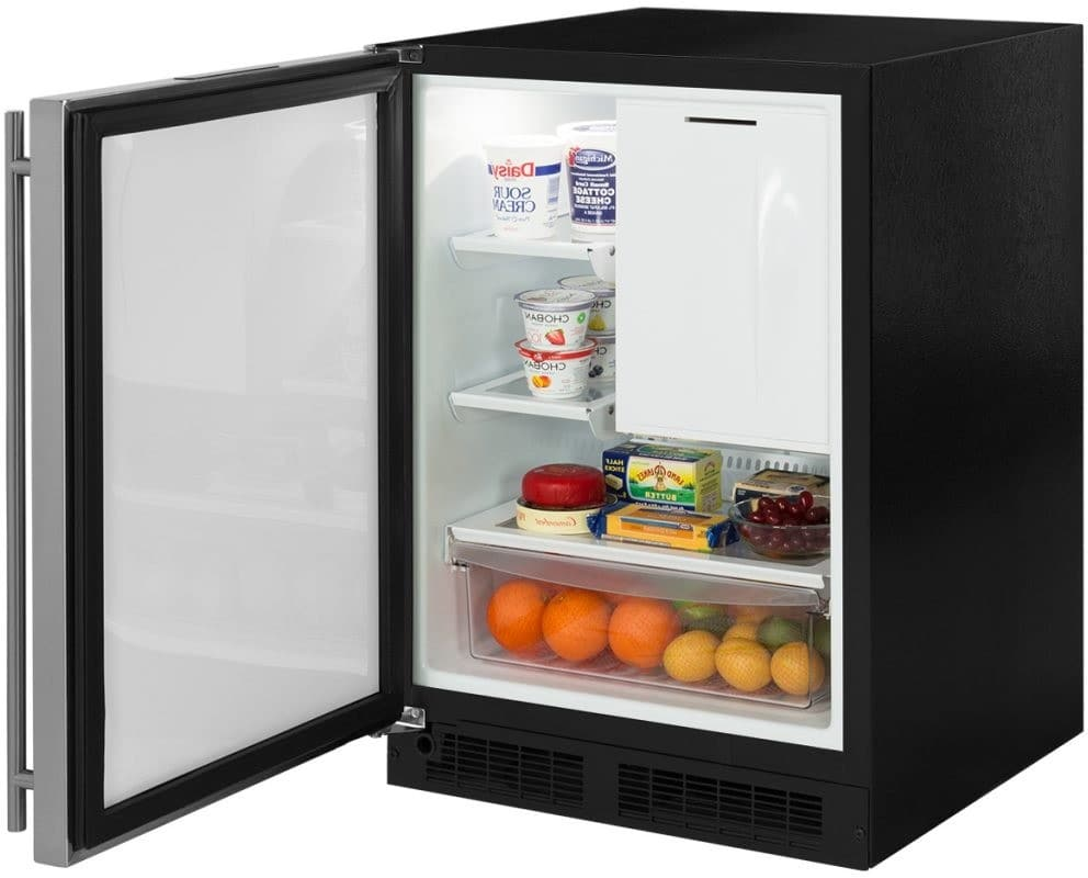 Marvel Ml24ris4xs 24 Inch Built In Refrigerator Freezer