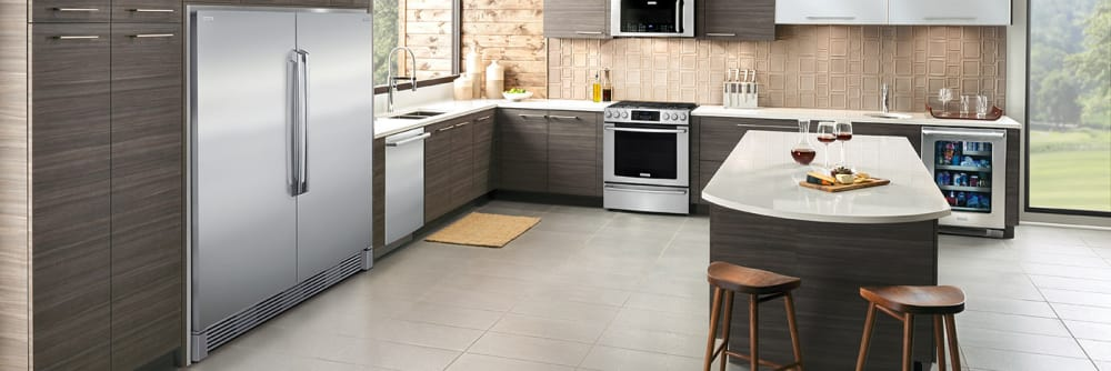 Bon ... Electrolux EI32AR80QS   Kitchen View