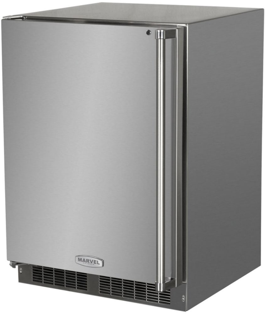 Marvel Mo24fas1ls 24 Inch Compact Freezer With Dynamic