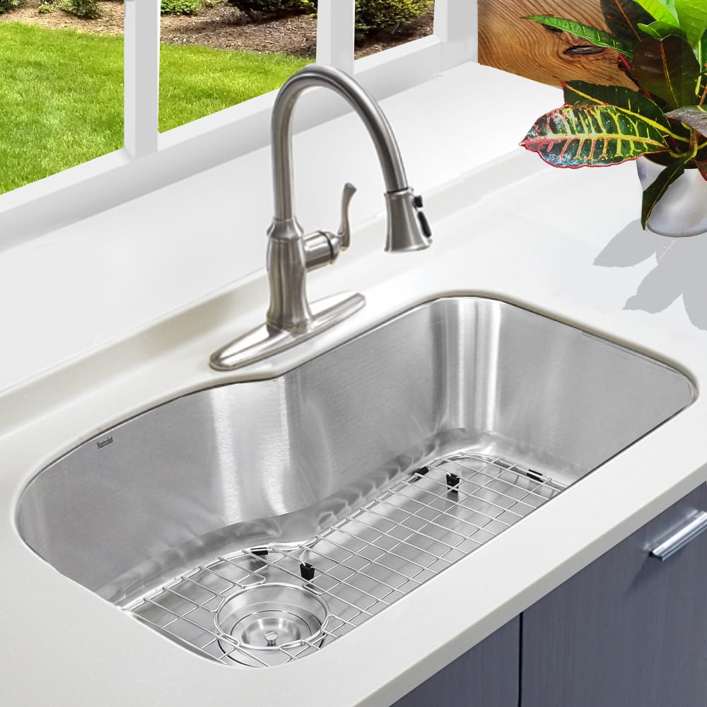 Nantucket Sinks Quidnet Collection MOBYXL18