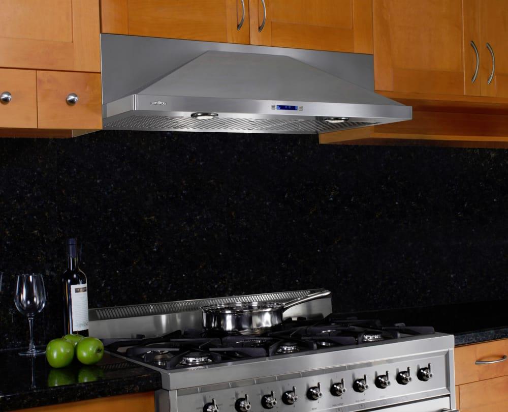 Elica Emd530s2 30 Inch Under Cabinet Range Hood With 520
