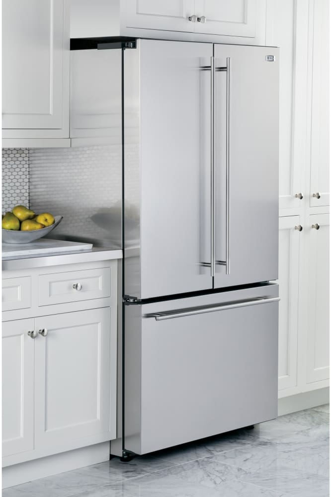 refrigerator counter depth monogram zwe23eshss 36 inch counter depth door 28568