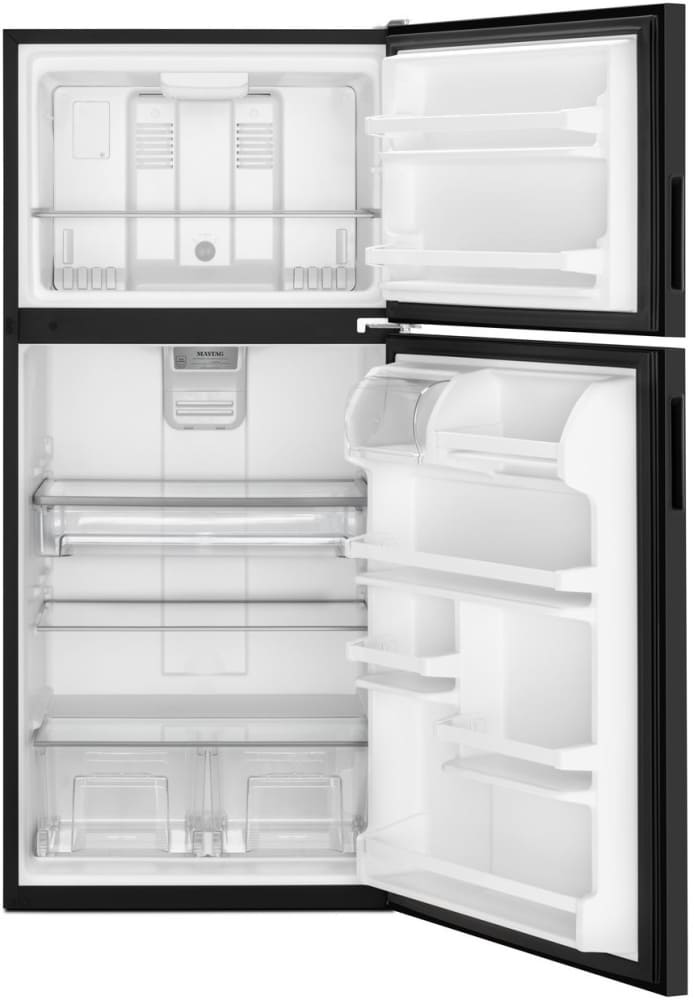 Maytag Mrt311fffe 33 Inch Top Freezer Refrigerator With 20 5 Cu