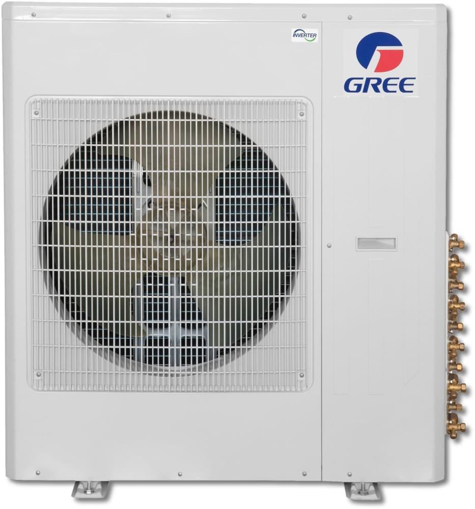 Gree Gree42116 4 Room Mini Split System With Heat Pump