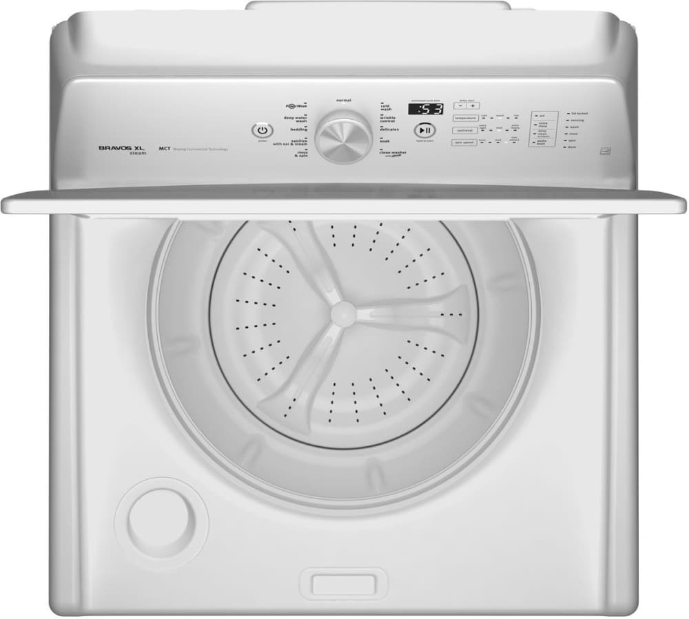 how to clean maytag washer with bleach