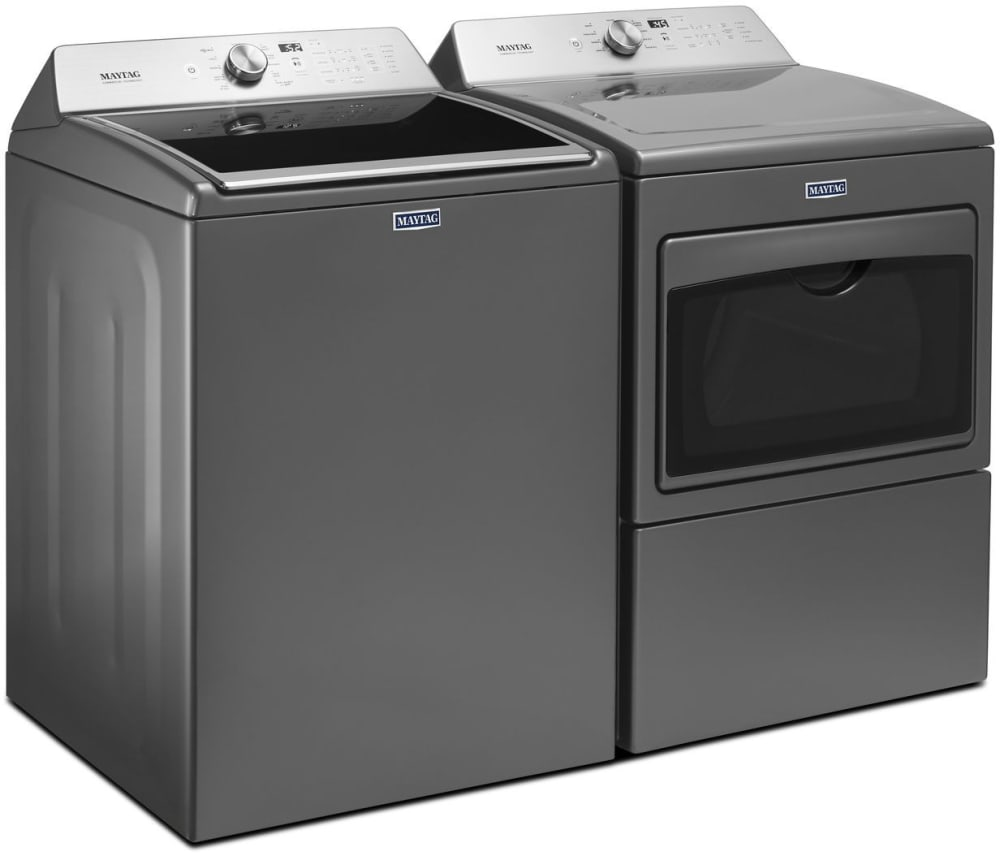 Maytag Mvwb765fc 28 Inch Top Load Washer With Powerwash