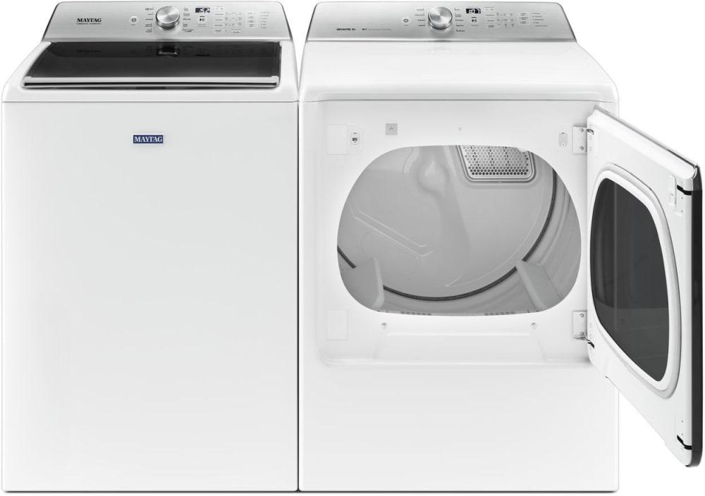 Maytag Mvwb865gw 28 Inch Top Load Washer With Powerwash