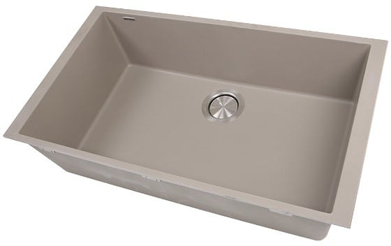 Nantucket Sinks PR3018TR 30 Inch Undermount Single Bowl