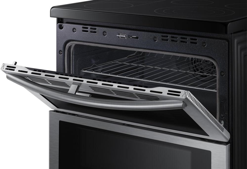 Elegant ... Samsung NE59J7850WS   Flex Duo Oven ...