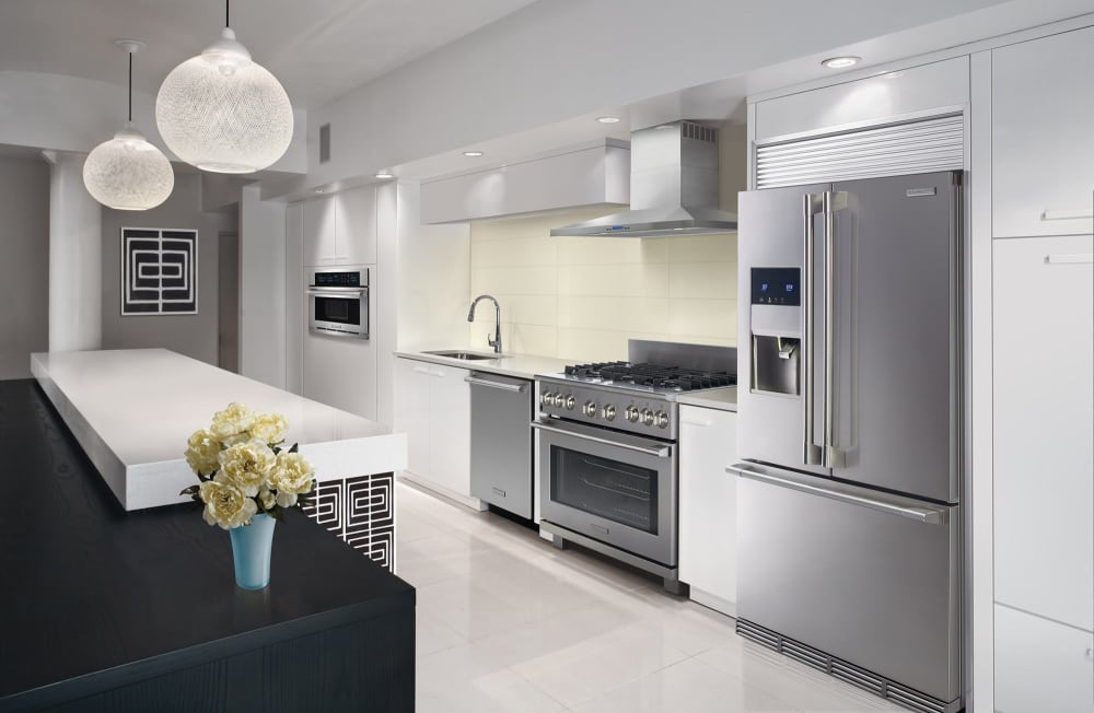 Electrolux E23BC78IPS 36 Inch Counter Depth French Door ...
