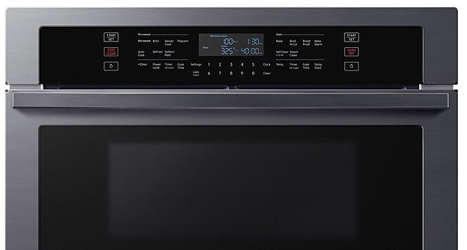 Samsung Nq70r5511dg 30 Inch Microwave Combination Wall