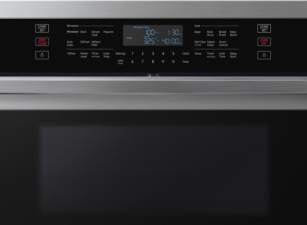 Samsung Nq70t5511ds 30 Inch Microwave Combination Smart