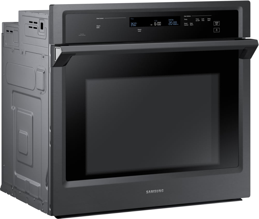 Samsung Nv51k6650sg 30 Inch Wall Oven With 5 1 Cu Ft