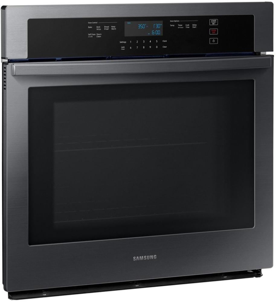 Samsung Nv51r5511sg 30 Inch Single Wall Oven With Digital