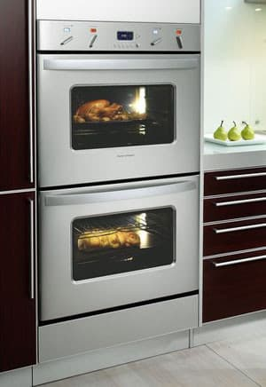 Fisher Amp Paykel Od302m 30 Inch Double Electric Wall Oven