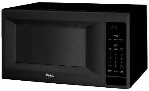Whirlpool Mt4155spb 1 5 Cu Ft Countertop Microwave Oven
