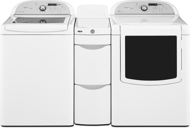 Whirlpool Wtw7600xw 27 Inch Top Load Washer With 4 0 Cu