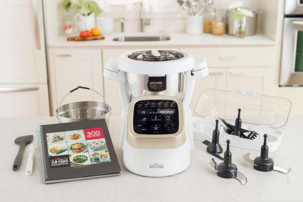 All Clad Prep Cook Cooking Food Processor