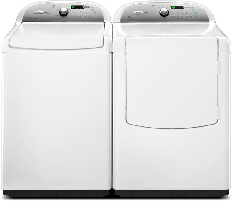 Whirlpool Wed8200yw 29 Inch Electric Dryer With 7 6 Cu Ft