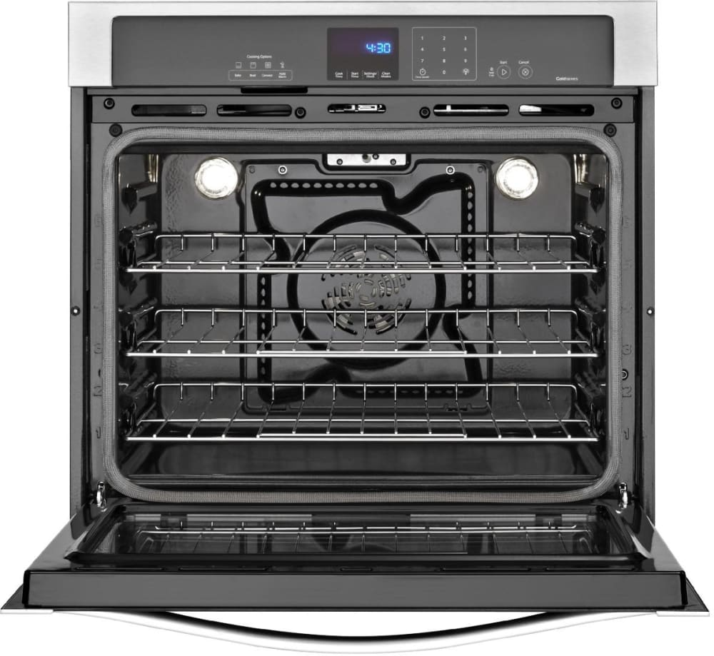 Whirlpool Wos92ec7a 27 Inch Single Electric Wall Oven With