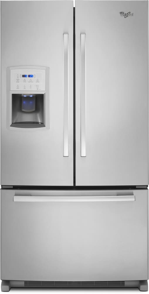 Whirlpool Gi0fsaxvy 36 Inch Counter Depth French Door Refrigerator