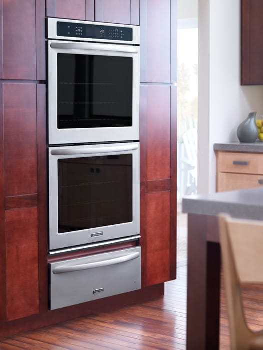 ... Kitchenaid Architect Series Ii Kews105bss Shown With Double Wall Oven  ...
