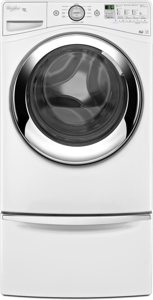 Whirlpool Laundry 1 2 3 Series Xhpc155xw Pedestal In White