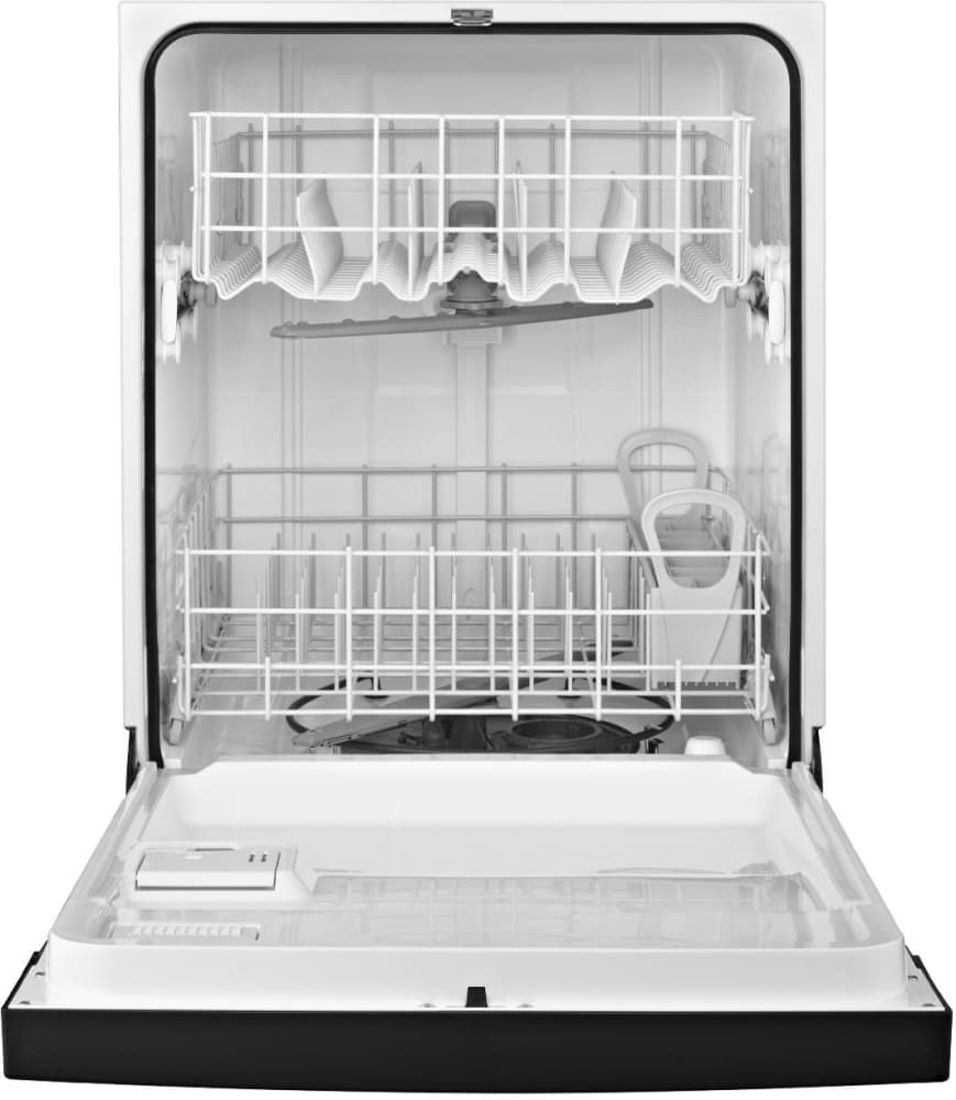 Whirlpool Wdf110pabb Full Console Dishwasher With Heavy