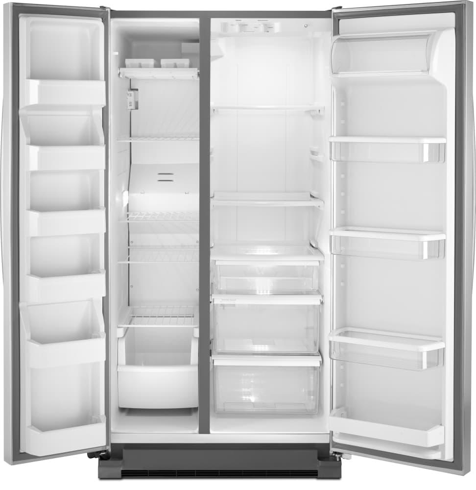 Whirlpool Wrs325fnaw 36 Inch Side By Side Refrigerator